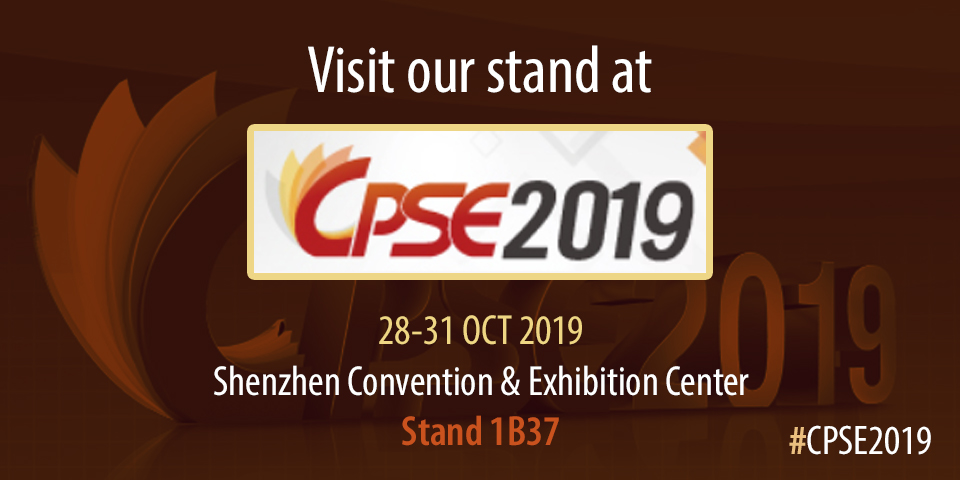 ZKTeco will attend CPSE 2019 in Shenzhen