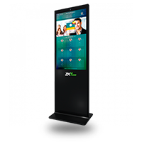FaceKiosk, FaceKiosk-V43, ZKTeco, ZKTeco Europe, multipurpose facial recognition, facial recognition device,