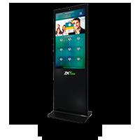 FaceKiosk, FaceKiosk-V43, ZKTeco, ZKTeco Europe, multipurpose facial recognition, facial recognition device,