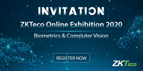 Join the ZKTeco Online Exhibition 2020
