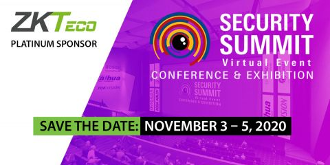 Join ZKTeco Europe at the Security Summit 2020!