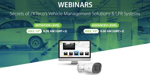 Webinars: Secrets of ZKTeco's Embedded Vehicle Management Solutions & LPR Systems