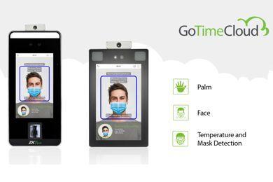 GoTime Cloud: Soluzioni di Rilevazione Presenze basate su Cloud con rilevamento della temperatura