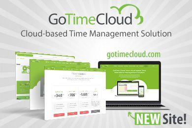GoTime Cloud New Website & Partner Program