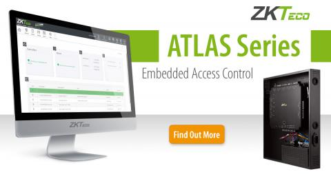 ZKTeco embedded solutions, Atlas Series, ZKTeco Europe,