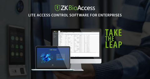 zkbioaccess software, zkbioaccess, ZKTeco Europe, access control software,