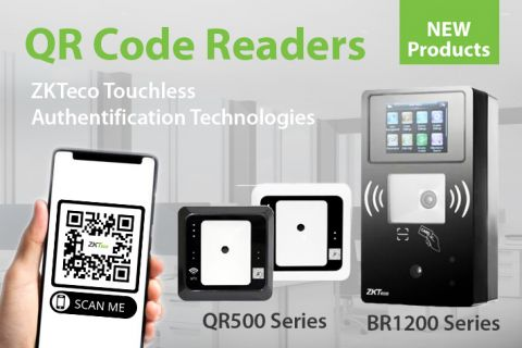 ZKTeco QR Code based Access Control & Time Attendance solutions