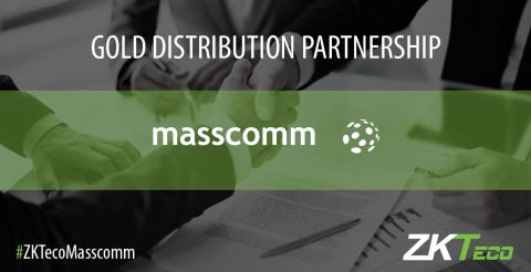 Masscomm and ZKTeco Europe reach a Gold Partnership agreement for Access Control in Spain
