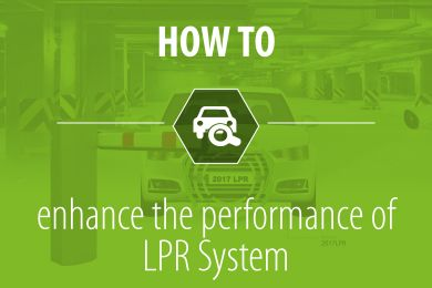 how to enhance the performance of LPR system