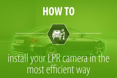 How to install your ZKTeco LPR camera in the most efficient way