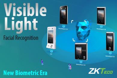 ZKTeco, Visible Light Facial Recognition, Enhanced Visible Light Facial Recognition, Facial Recognition, Face Recognition,