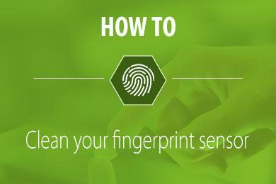 how to clean a biometric fingerprint sensor zkteco
