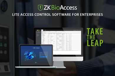 zkbioaccess software, zkbioaccess, ZKTeco Europe, access control software,