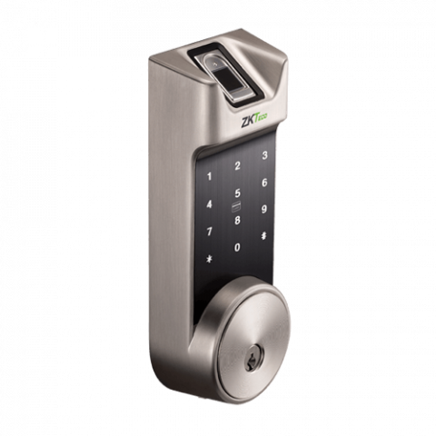 zkteco, al40b, smart lock, bluetooth lock, fingerprint lock