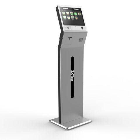 facekiosk-h13c, facekiosk, android, zkteco, visible light, facial recognition
