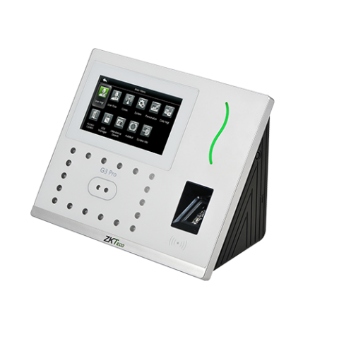 G3 Pro Time Attendance device ZKTeco with palm recognition