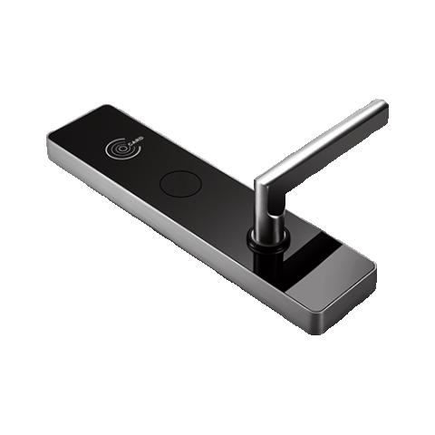 LH6800 Modern Design Hotel Door Lock RFID ZKTeco