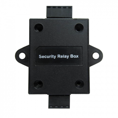 Security Relay Box Front