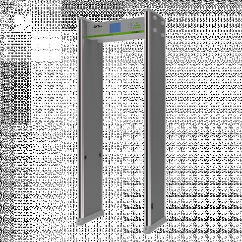 ZK-D3180S, metal detector, walk through metal detector, zkteco