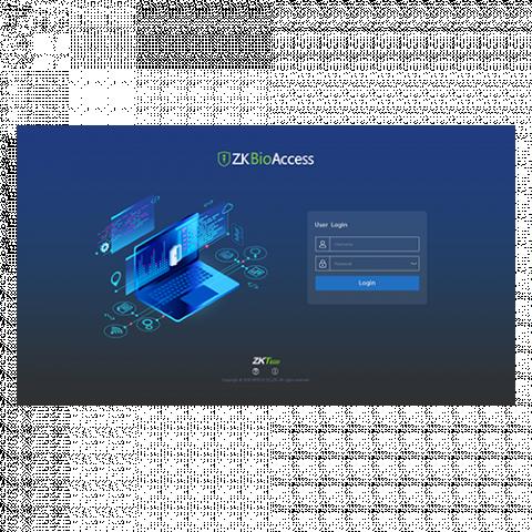 zkbioaccess-access-control-software-login-screenshot