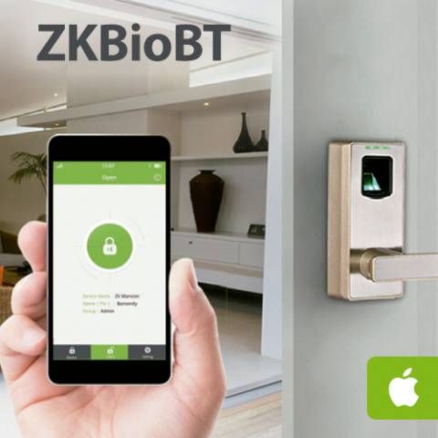 ZKBioBT-app-smart-lock-zkteco