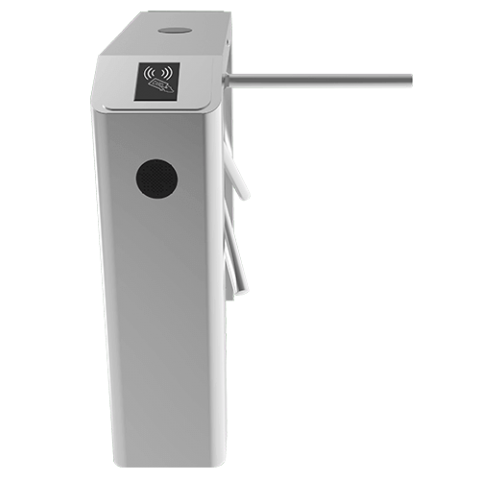ZKTeco Europe TS2000 Pro Series Turnstile sideview