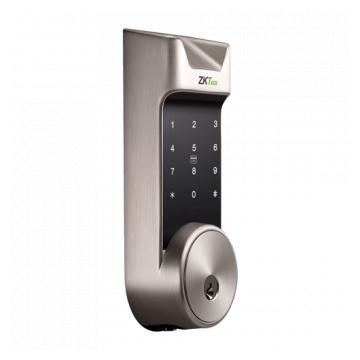 zkteco, al30b, rfid lock, smart lock, bluetooth lock