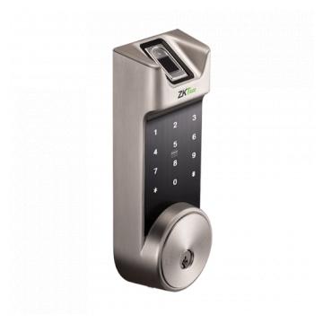 zkteco, al40b, smart lock, bluetooth lock, fingerprint lock