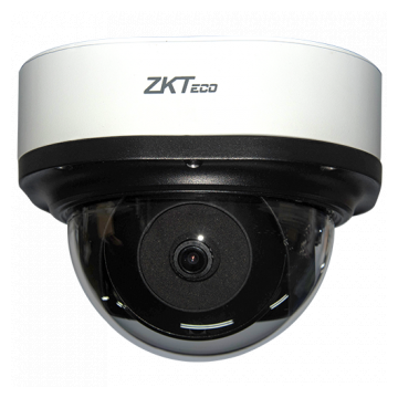 DL casing zkteco camera front view