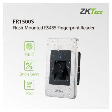 ZKTeco Europe FR1500S Outdoor Waterproof Fingerprint Reader