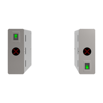 OP1000 Optical turnstile for entrance control ZKTeco
