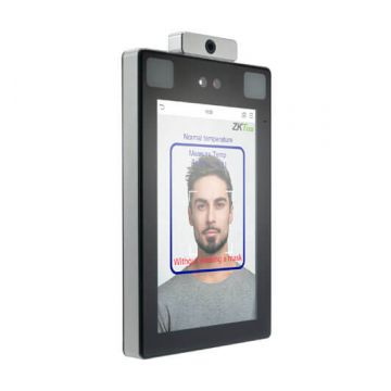 ProFace X [TD] Facial and palm recognition visible light ZKTeco access control device with fever detection