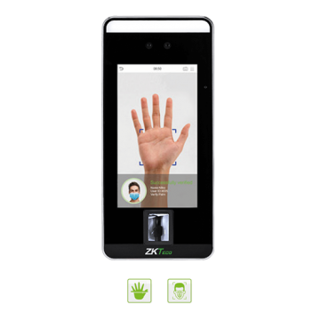 SpeedFace-V5-Visible-Light-Facial-palm-Recognition-Series
