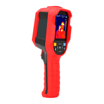 Handheld Infrared Thermal Imager with Audio Alarm for Body Temperature Measurement ZKTeco