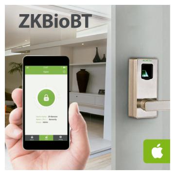 ZKBioBT-app-smart-lock-zkteco