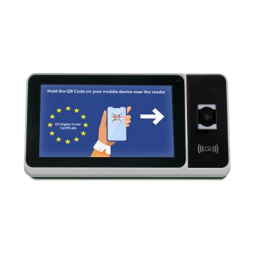 ZKTeco Europe ZPad Plus [QR]