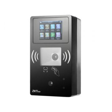 BR1200 access control biometric terminal with QR code reader