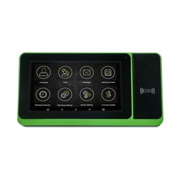 ZPad Plus Time and Attendance terminal Android ZKTeco with RFID