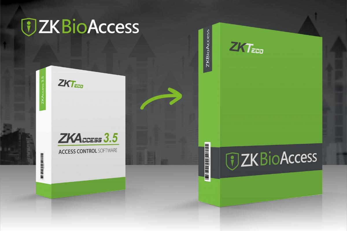 Upgrade to ZKBioAccess! ZKAccess 3 5  product discontinuance