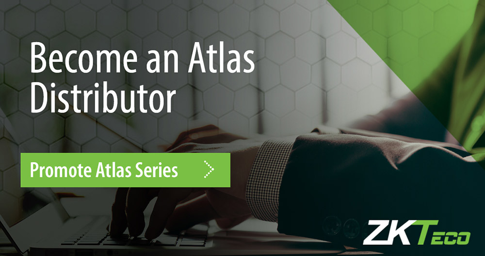 zkteco europe atlas series become a distributor