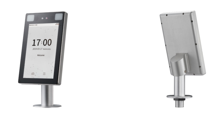 ZKTeco Europe Introducing Visible Light Facial Recognition, ProFaceX, Access Control,