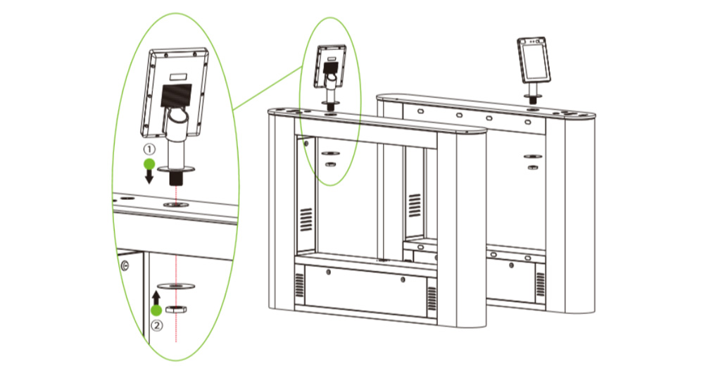 ZKTeco Europe Introducing Visible Light Facial Recognition, ProFace-X, Access Control,