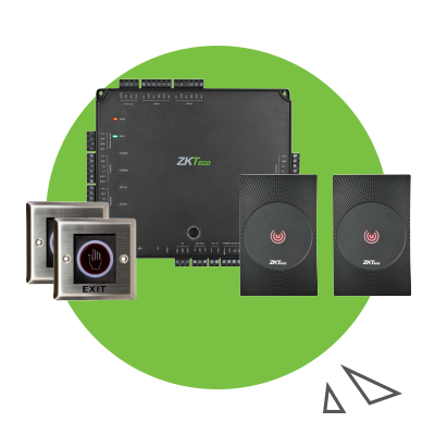 Black Friday 2020 ZKTeco Access Control T&A and Security Solutions