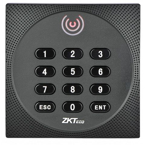 KR614 New ZKTeco OSDP card readers for Access Control Systems