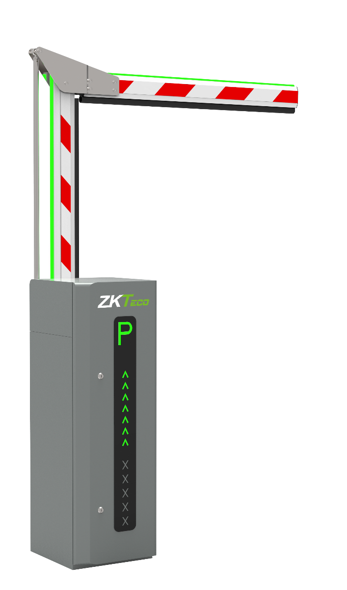 ZKTeco 'all-in-one' efficient Vehicle Access Management Solution