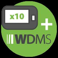ZKTeco Europe WDMS web based data management solution for Time Attendance